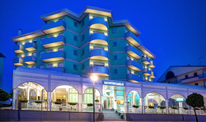 Hotel fronte mare a Caorle